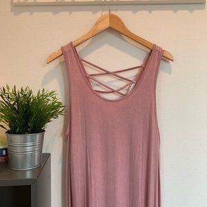 Dresses & Skirts - Pale Pink Dress